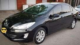 Peugeot 408 allure 2013 naftero impecable! Patente 2020 paga/ vtv hasta 7/2021/servicios al dia