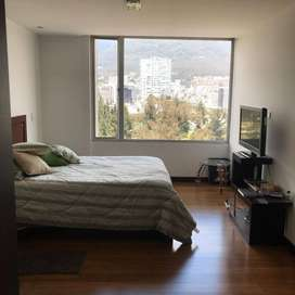 ReNtO linda Suite ubicada en la Av. de Los Shyris. 72m