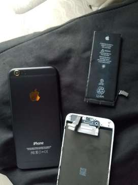 Partes Originales iPhone 6 Vendo