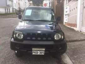 Vendo Jimmy 4×4 año 2005 Motor 1300 súper económico