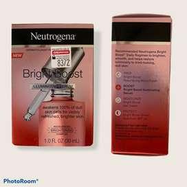 Serum nuevo neutrogena iluminador