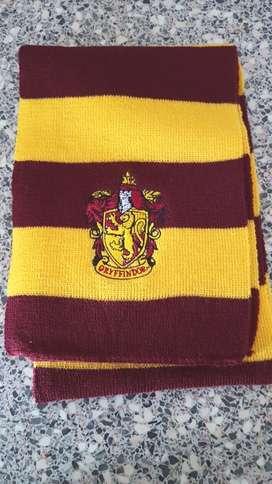 Bufanda Gryffindor Harry Potter cosplay