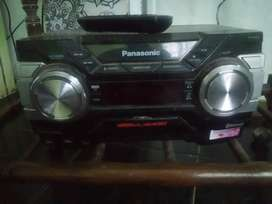 Minicomponente Panasonic Sc Akx700 Lxk Jukebox 2000w Rms