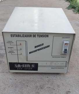 Estabilizador de voltaje 5,0kw