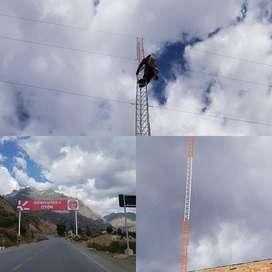 Torrero, Antenero, Armador Perú