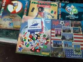 coleccion albumes panini originales todos