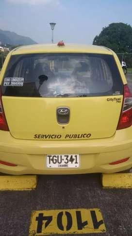 Se vende vehículo servicio público taxi