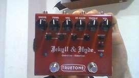Overdrive/distortion JYKELL AND HYDE  truetone