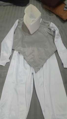 Disfraz de Esgrima Niño de 4 a 6 Años