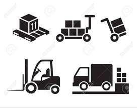 Servicio de carga y descarga de mercancia coteros