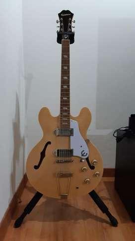 Guitarra Epiphone casino como nueva