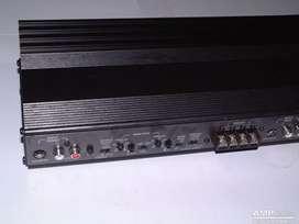 Vendo zapco 650.6 6 canales