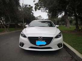 Mazda 3 sedan automático secuencial Sky Active