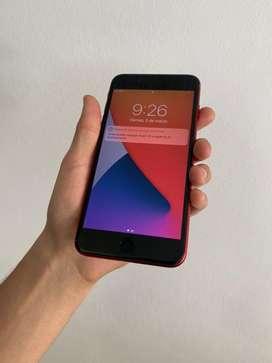 iPhone 8 plus de 64gb Rojo
