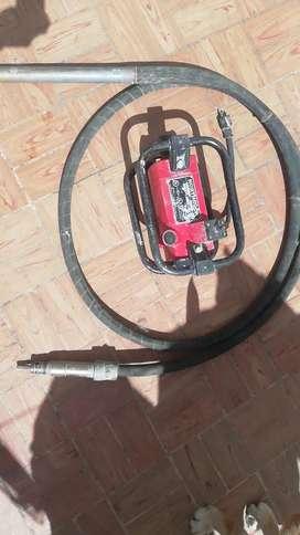 Excelente Vibrador de concreto Northrock trabajo pesado 2.0 hp