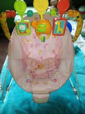 silla vibradora y musical