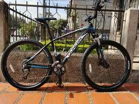 Bicicleta Duncan Aluminio a Credito