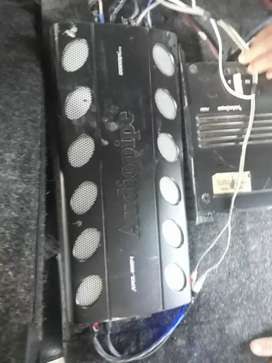 Se vende planta audio pipe