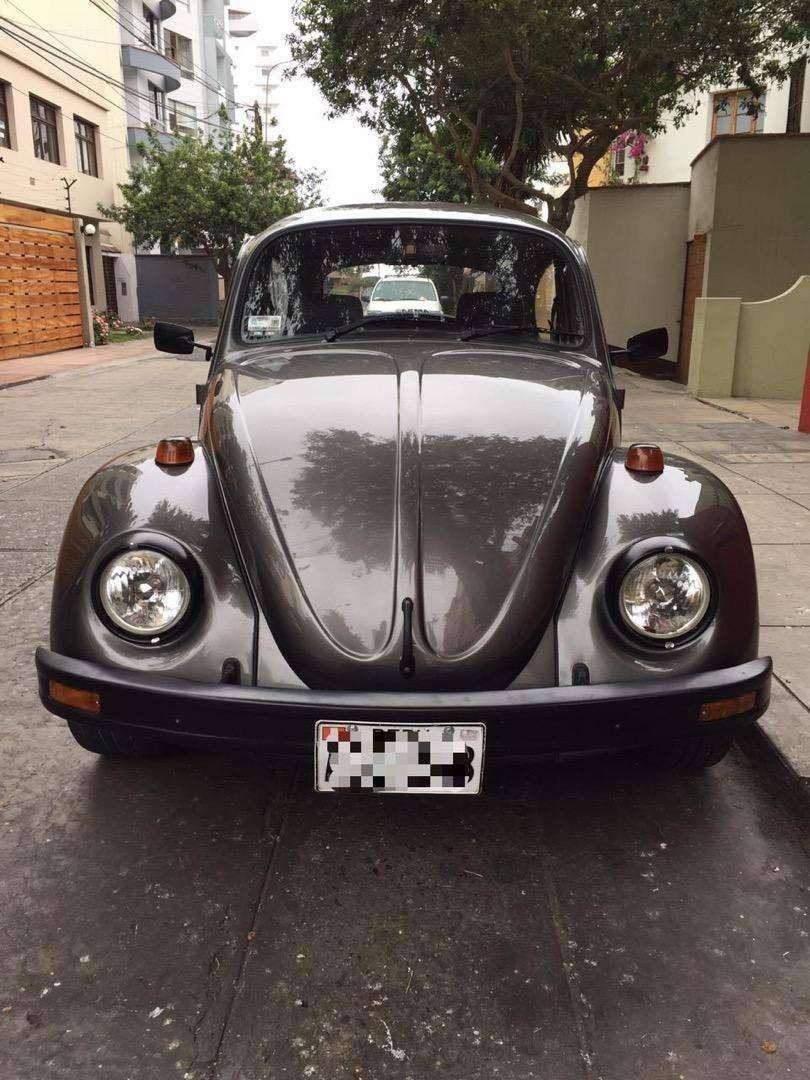 VW escarabajo 1997 mexicano