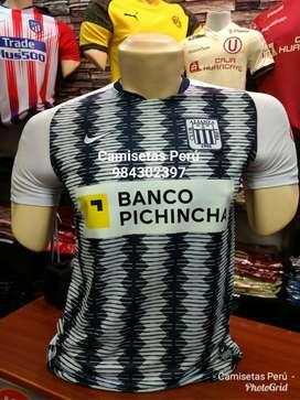 Camiseta de Alianza Lima 2019