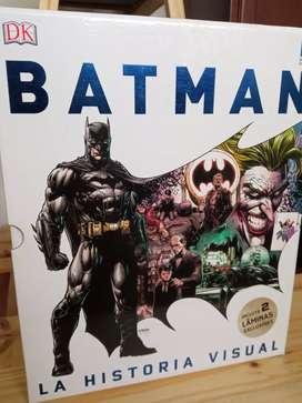 Libro de BATMAN original. Edición limitada, de lujo