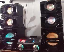 Equipo de sonido SAC-MAX 6000