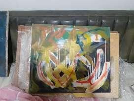 Vendo cuadros pintados a nuevo