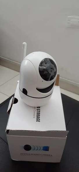 Camara wifi 1080p robotica