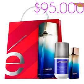 Aprovecha estas super ofertas que Esika L'bel y Cyzone tienen para ti en esta navidad