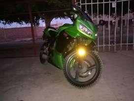 Vendo moto Keller k2 permuto x moto más chica