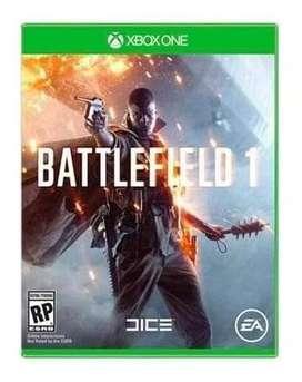 Juego Xbox One Battlefield 1 (us) segunda mano  Perú