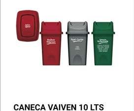 Canecas reciclables