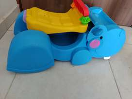 Carro caminador Fisher price