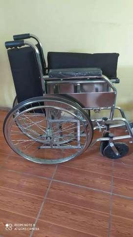 Silla de ruedas y mas