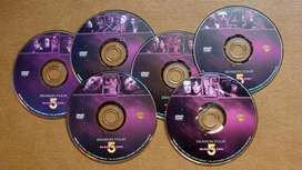Babylon 5 Cuarta Temporada completa en 6 DVDs