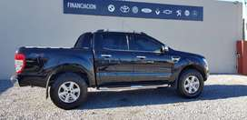 FORD RANGER LIMITED AUTOMATICA COLOR NEGRO 4*4