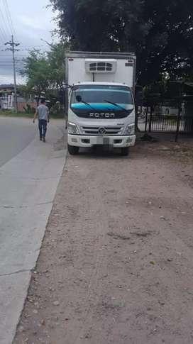Venta de camión Foton