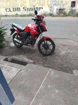 Moto Honda Cbf 110 Freno de Disco