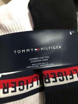 Medias Tommy Hilgifer originales x6 pares