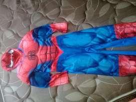 Disfraz Del Hombre Araña