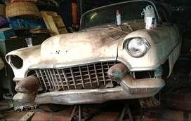 Cadillac Coupe Deville 1955