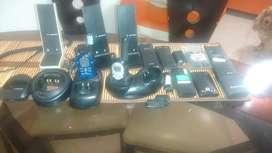 Lote de Radios Baterias Y Accesorios Motorola