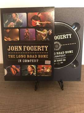 DVD John Fogerty Creedence Long Road Home Slidepack