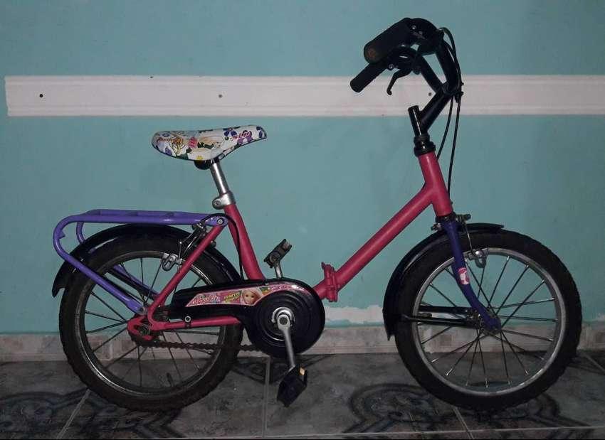 Vendo bici rodado 16 nena!!! 0