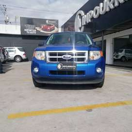 FORD ESCAPE XLS AÑO 2012