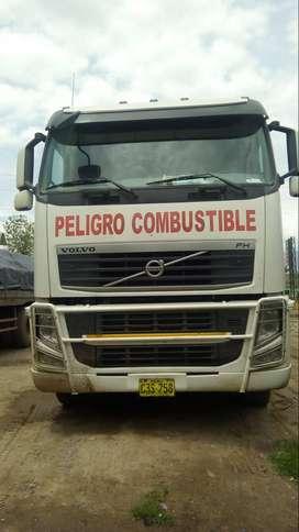 VOLVO FH 6X4 T AÑO 2012 TRACTO REMOLCADOR