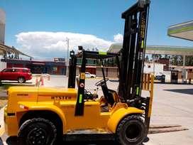 Montacarga 7 ton