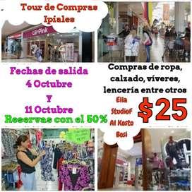 Tour de Compras Ipiales