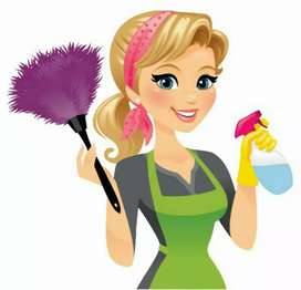 Limpieza de domicilios