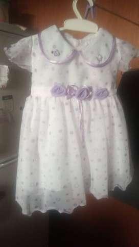 vestido de fiesta para bbita